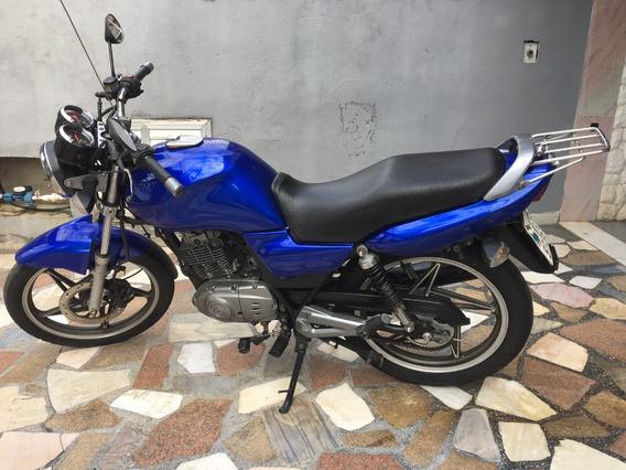 Suzuki Yes 125cc Azul - Ano 2011