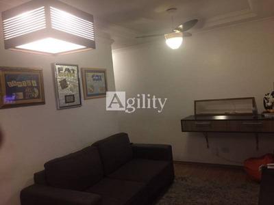 Apartamento Em Condomínio Padrão Para Locação No Bairro Vila Sílvia, 2 Dorm, 0 Suíte, 1 Vagas, 50 M - 6553