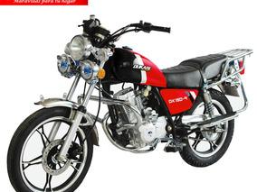 Moto Dukare Dk150-9 Tipo Gn Año 2019 150cc Ro/az/ne/bl