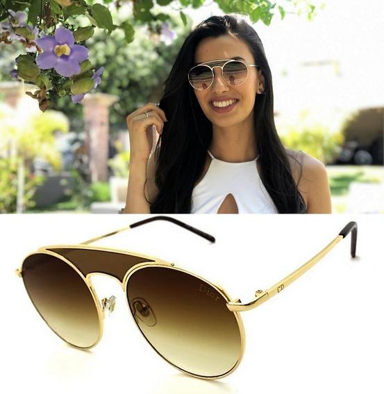 Oculos De Sol Premium Feminino Evolution Solar Uv400