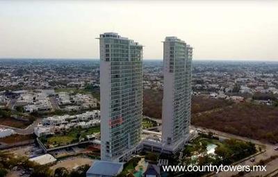 Country Towers Departamento 2 Habitaciones Piso 11 Torre Terra.