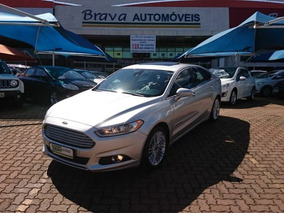 Ford Fusion Titanium Ecoboost Fwd 2.0 Gtdi, Ozx6230