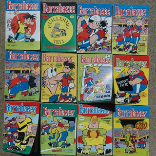 Barrabases Revistas Cuarta Época. Números 143 Al 218