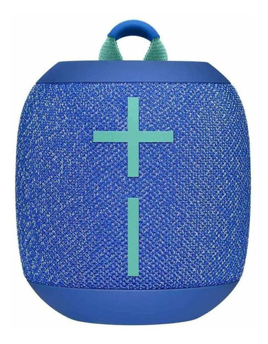 Parlante Ultimate Ears Wonderboom 2 portátil con bluetooth bermuda blue