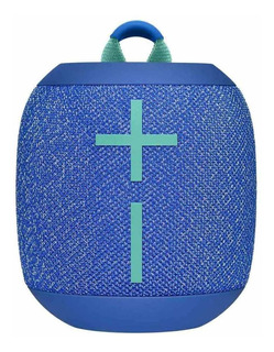 Parlante Ultimate Ears Wonderboom 2 portátil inalámbrico Bermuda blue
