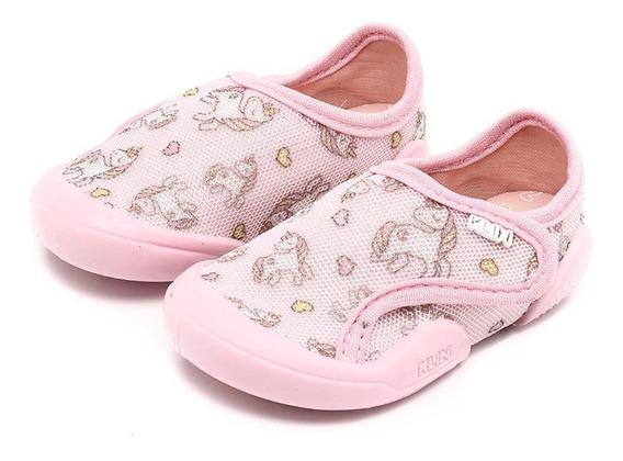Tênis Klin New Confort Rosa