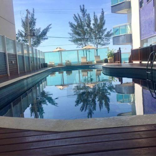 Imagem 1 de 21 de Apartamento Duplex Com 3 Dormitórios À Venda, 152 M² Por R$ 1.640.000,00 - Morada Das Garças - Macaé/rj - Ad0001
