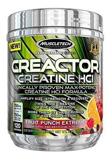 Muscletech Creactor Creatina Micronizada Sin Retencion