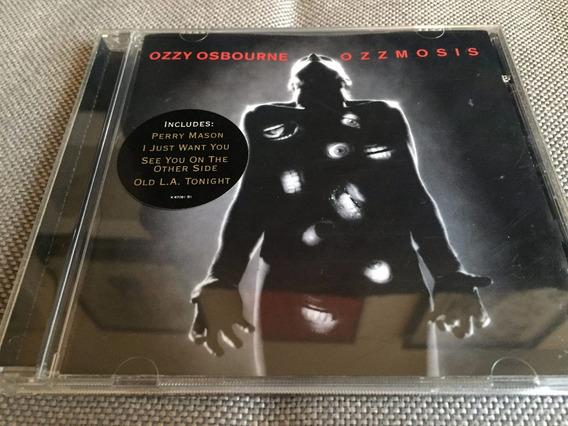Cd Ozzy Osbourne Ozzmosis Ótimo Importado Usado Frete R$15