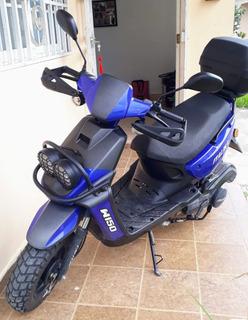 Scooter 150 Cc Italika Baja Km