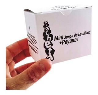 Apacheta Mini Juego Zen De Equilibrio + Payana (2en1)