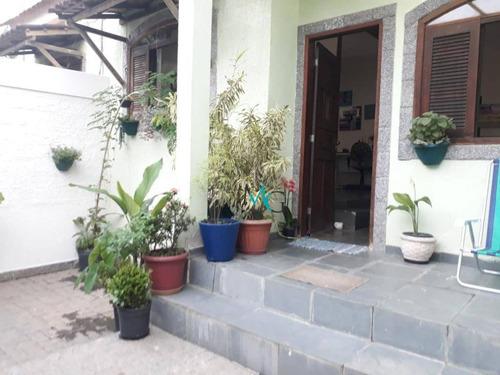 Casa Com 2 Dormitórios À Venda, 218 M² Por R$ 850.000,00 - Guaratiba - Rio De Janeiro/rj - Ca0653