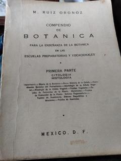Compendio De Botánica