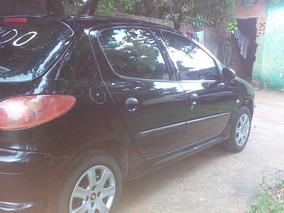 Peugeot 206 1.4 Sensation Flex 5p 2008