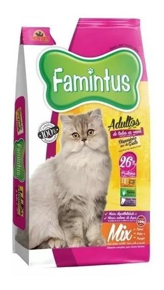 Ração Para Gatos Famintus 25kg - Clássico