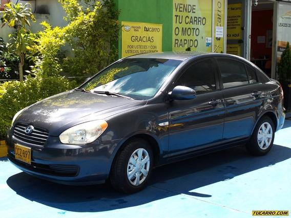 Hyundai Accent Vision Gls 1.4