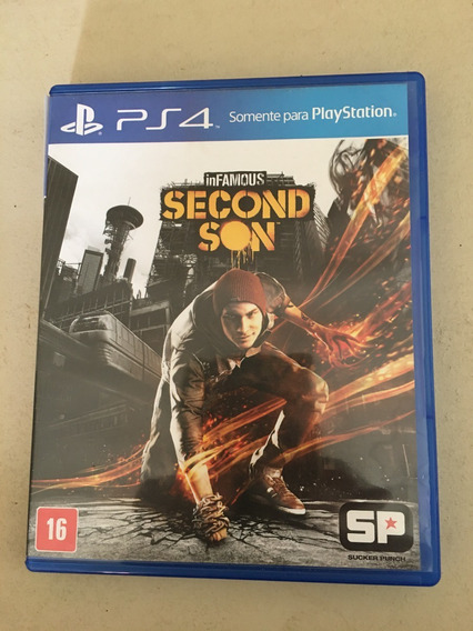 Game Infamous Second Son