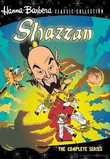 Dvd Shazzan Serie Completa Año 1967 Hanna Barbera