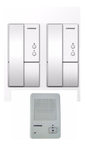 Portero Electrico Commax 2 Telefono Dp 2s Aplicar R