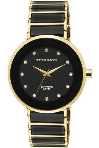 Relógio Technos Feminino 2035lmm/4p Original Nf-e Garantia