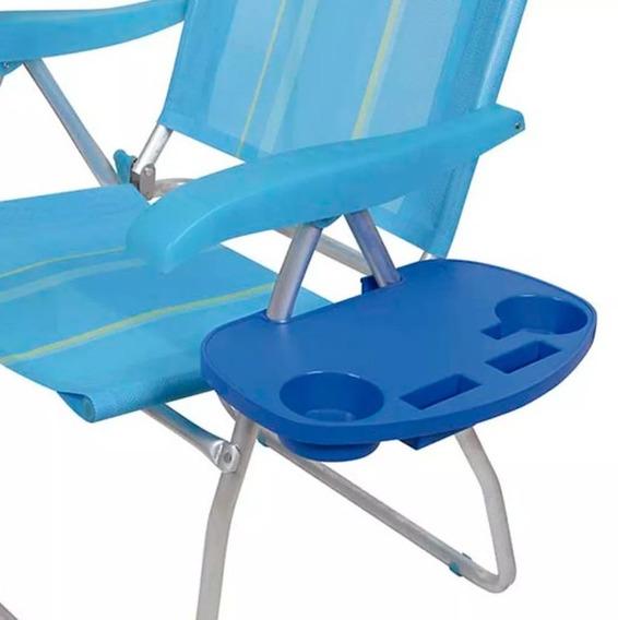 Mesa Portátil Para Cadeira De Praia Mor