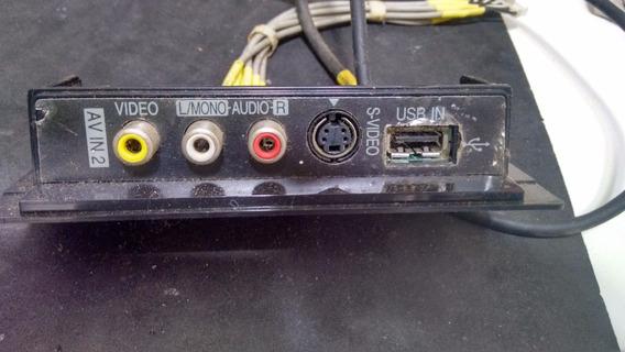 Placa Eax36179603(0) Lateral Av-usb Tv Lg 42lb9rta