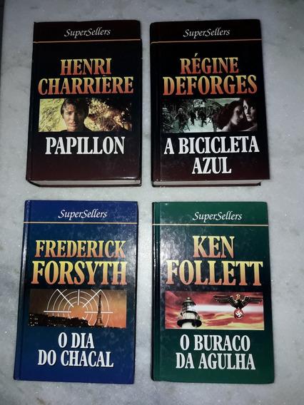 Coleção Super Sellers - Papillon + 3 Livros