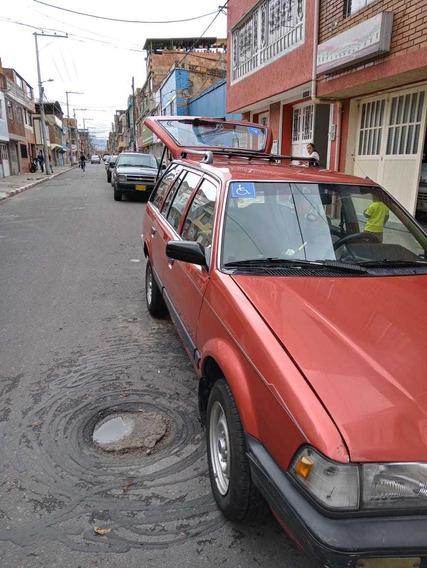 Mazda 323 Sw 5 Puertas 1500 C.c