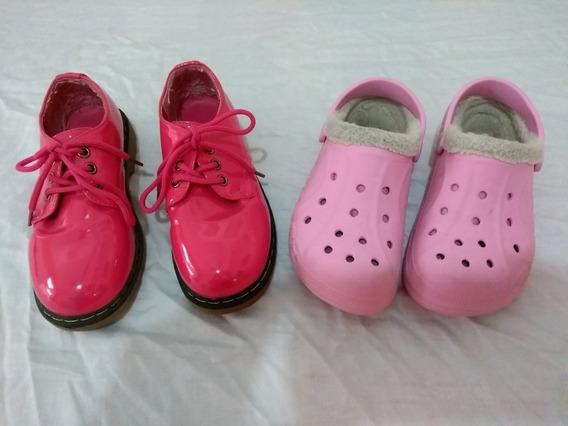Zapatos Niña Importados N° 30