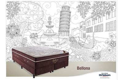 Conjunto Bellona Queen (40x158x198)