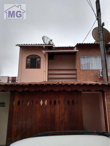 Imagem 1 de 19 de Casa Com 2 Dormitórios À Venda, 88 M² Por R$ 360.000,00 - Sol E Mar - Macaé/rj - Ca0183