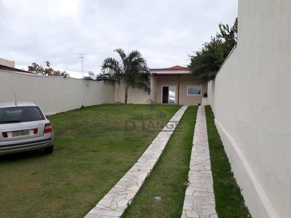 Casa Com 2 Dormitórios À Venda, 95 M² Por R$ 380.000 - Jardim Nova Europa - Campinas/sp - Ca13067