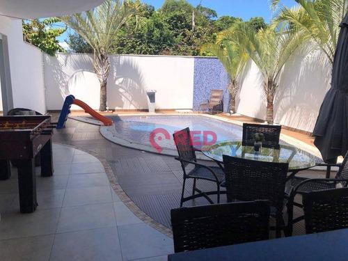 Sobrado Com 3 Dormitórios À Venda, 330 M² Por R$ 1.800.000,00 - Condomínio Vila Dos Inglezes - Sorocaba/sp - So0269