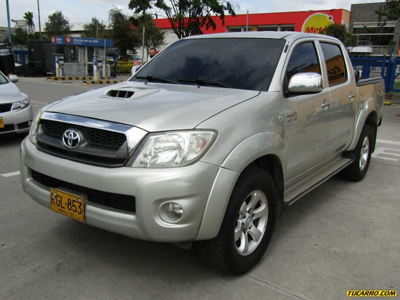 Toyota Hilux At 3.0 4x4