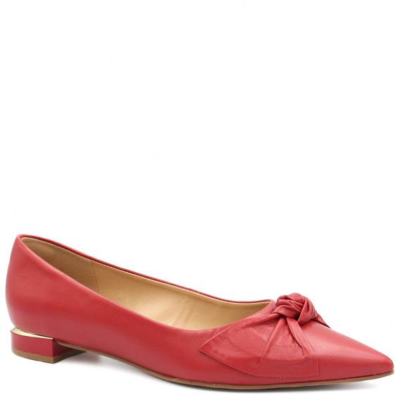Sapatilha Zariff Shoes Bico Fino Laço 1480500