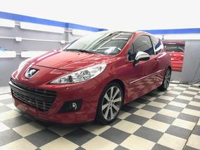 Peugeot 207 1.6 Gti Thp 156cv Rojo 3 Puertas