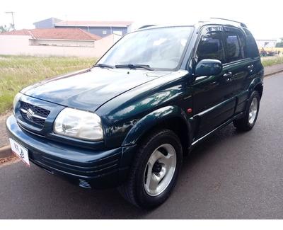 Suzuki Grand Vitara 2.0 16v Gasolina 4x4 Aut. Verde 2000