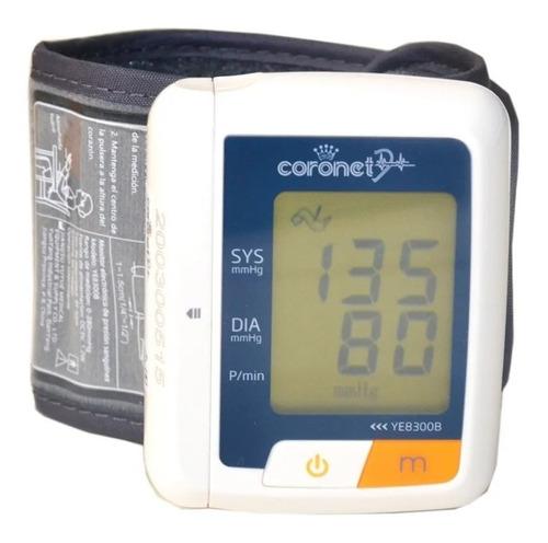 Imagen 1 de 3 de Tensiometro Digital Muñeca Coronet Automati Presion Arritmia