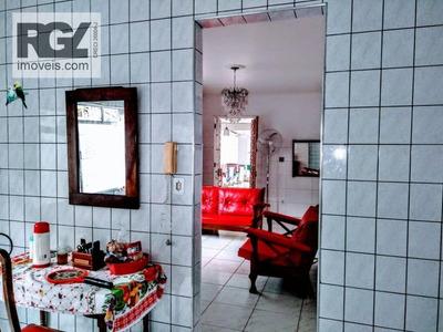 Casa Com 2 Dormitórios À Venda, 297 M² Por R$ 400.000 - Cidade Naútica - São Vicente/sp - Ca0582