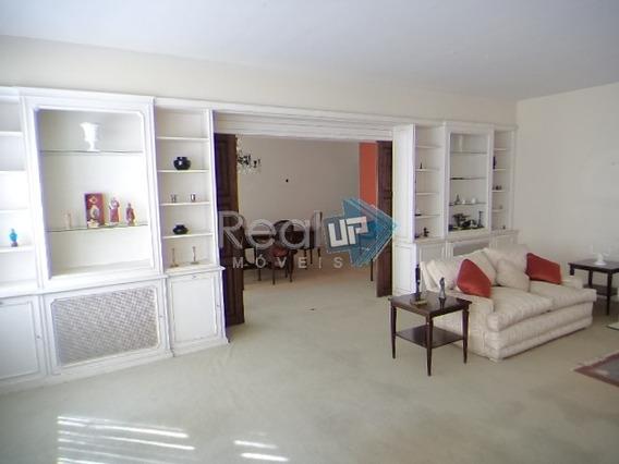 Apartamento Espaçoso Em Copacabana - 16616