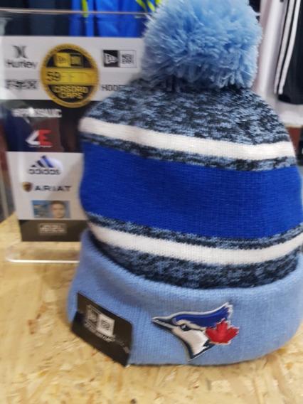 Gorro Beanie Blue Jays Toronto Original New Era Mlb