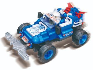 Armable Banbao Super Auto A Control Remoto 8215