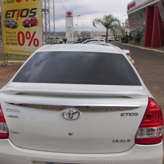 Aerofólio Toyota Etios Sedan , Exclusivo!!!