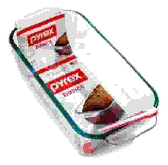 Budinera Molde Para Horno Pyrex Basics 1,4 Litros