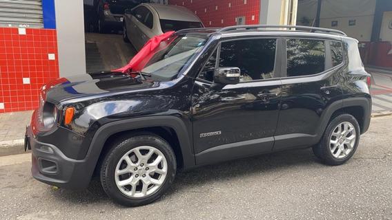 Jeep Renegade Logitude Aut