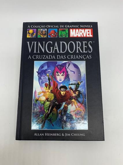 Graphic Novel Marvel - Vingadores A Cruzada Das Criancas