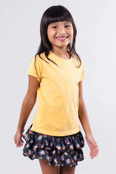 Camiseta Basica Lisa Reserva Mini