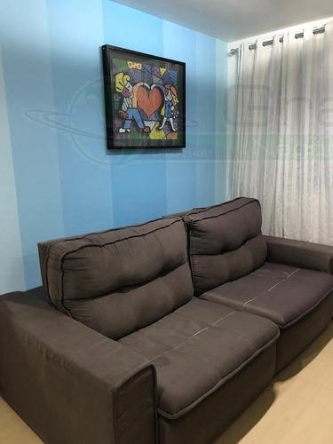 Imagem 1 de 15 de Apartamento Para Venda, 2 Dormitório(s), 44.0m² - 6871