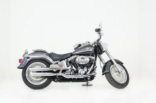 Harley Davidson Fat Boy Flstf + Sidecar