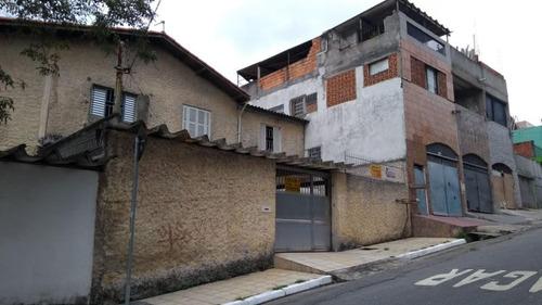 Sobrado Com 3 Dormitórios À Venda, 102 M² Por R$ 550.000 - Jardim Catanduva - São Paulo/sp - So0208
